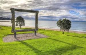 ニュージーランド風景